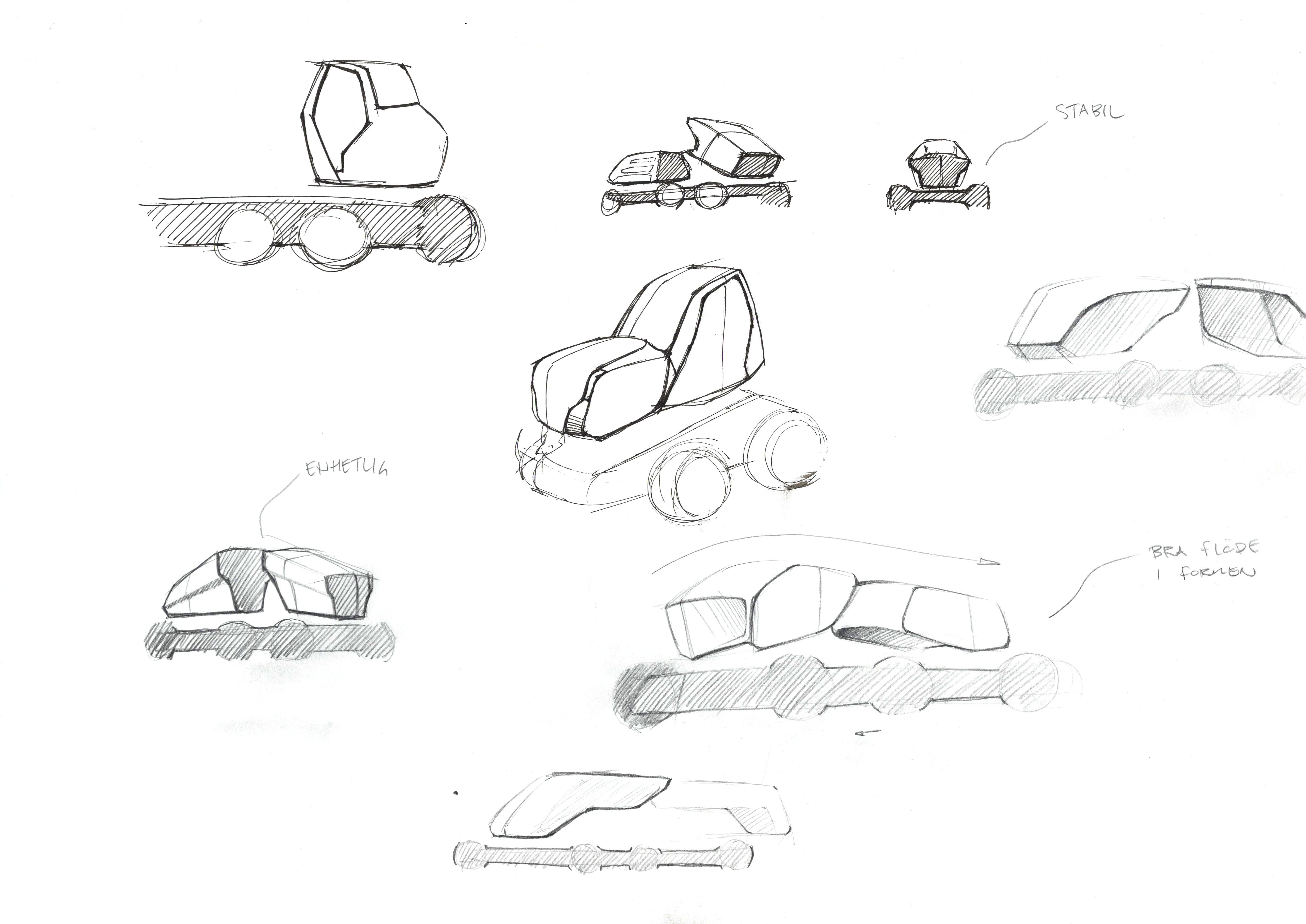 komatsu sketch 3