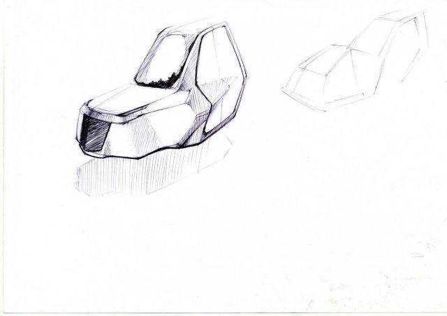 komatsu sketch 1