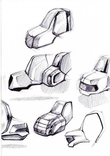 komatsu sketch 2