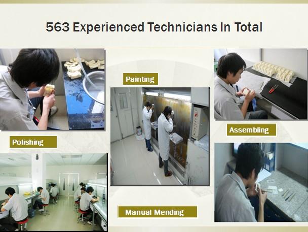 various technicians2