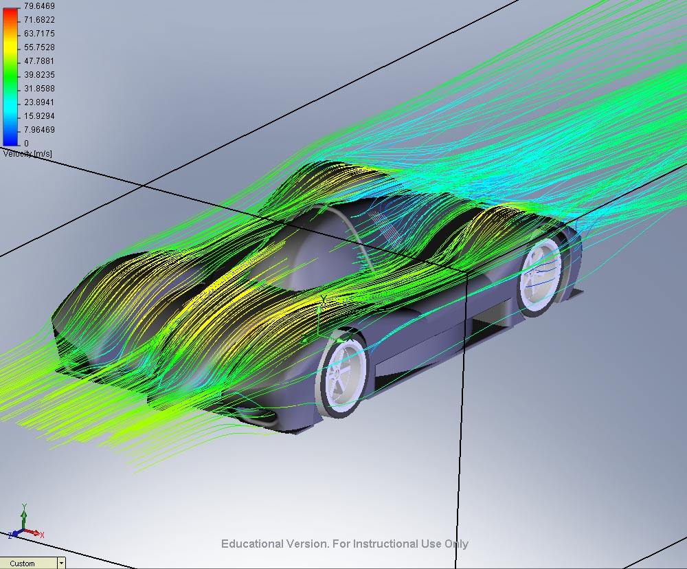 aerodynamic design of a race car Experimental aerodynamics it all started in schaerbeek •camille jenatzy, a belgian race car driver, was the first to design a car using aerodynamic principles.