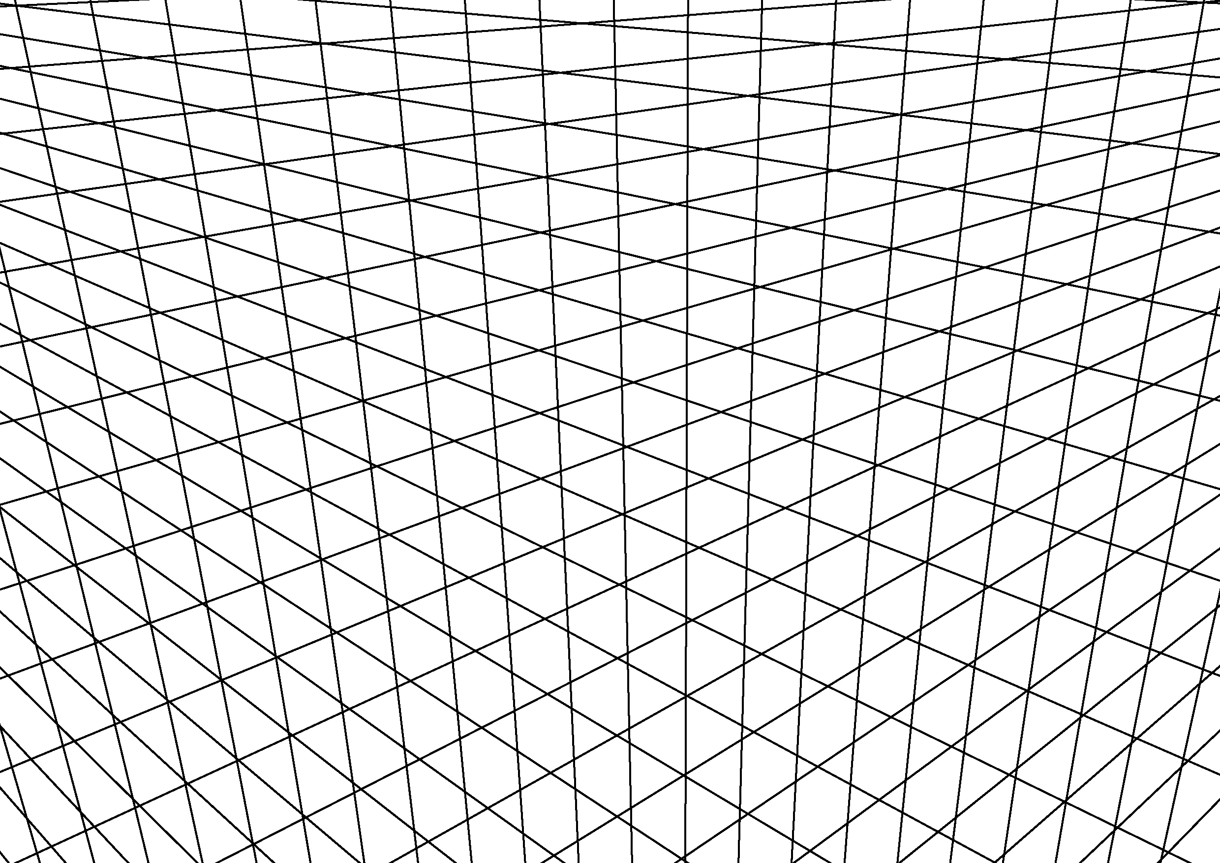 Tutorial Perspective Grid For Sketching Tutorials