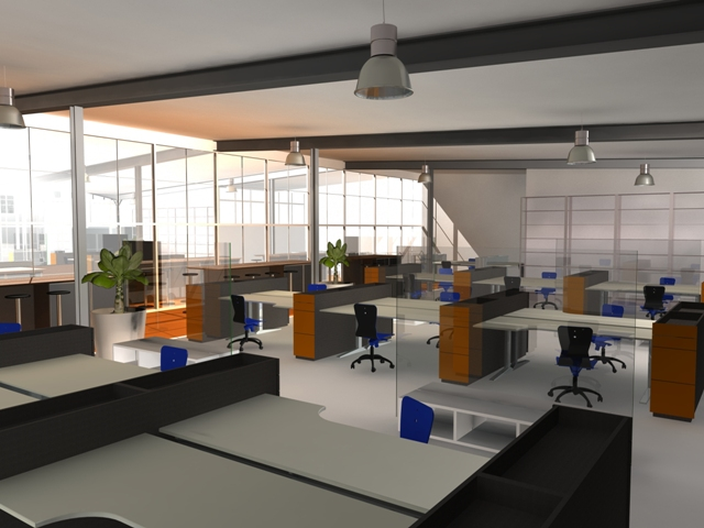 interior scene in solidworks 3d skills and equipment product
