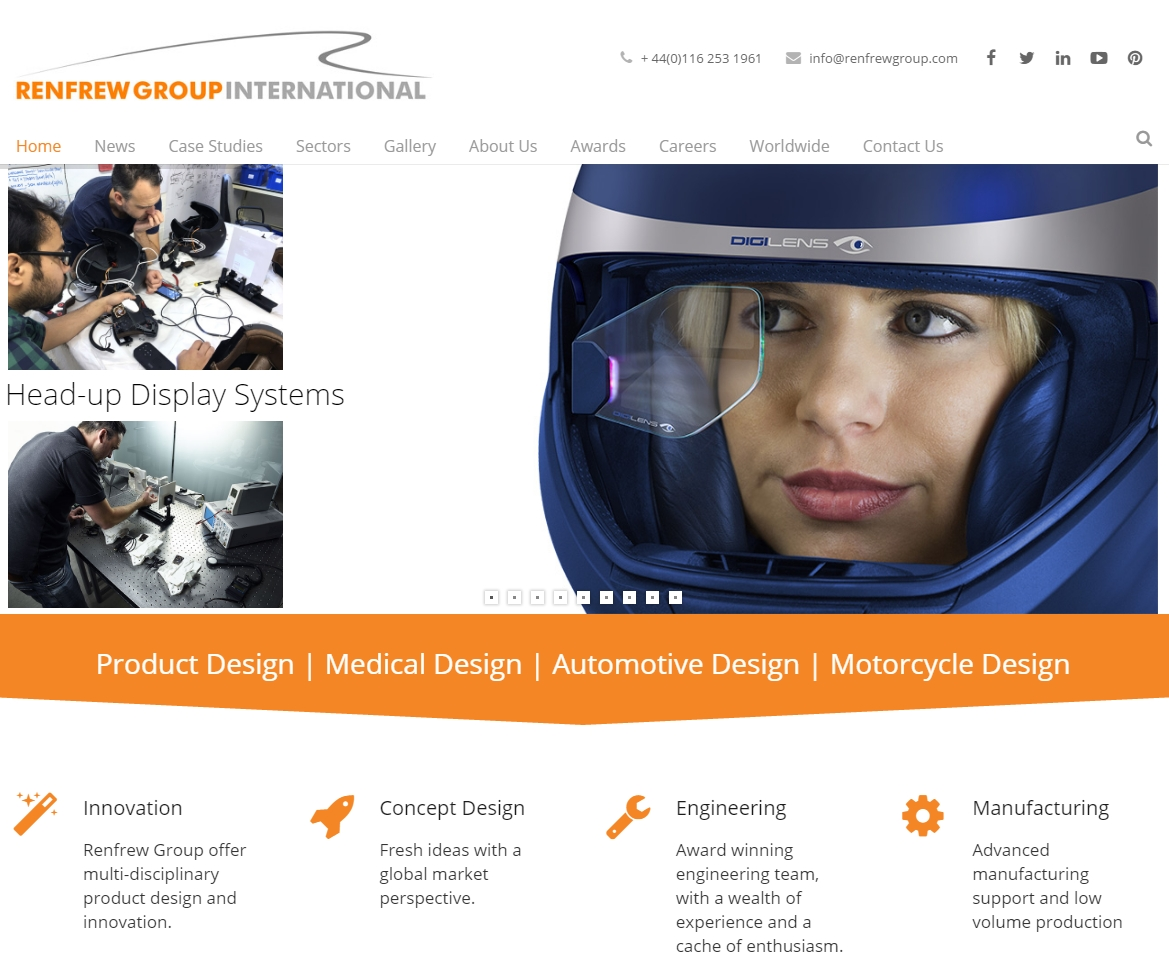 renfrew group international product design consultancy On product design consultancy uk